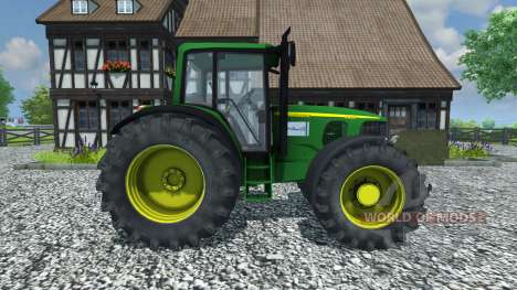 John Deere 6920 for Farming Simulator 2013