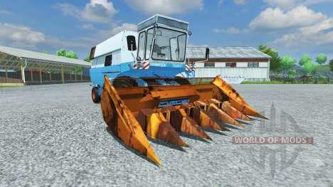 Fortschritt E516 v1.1 for Farming Simulator 2013