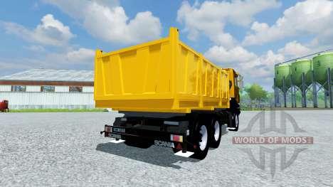 Scania P420 for Farming Simulator 2013