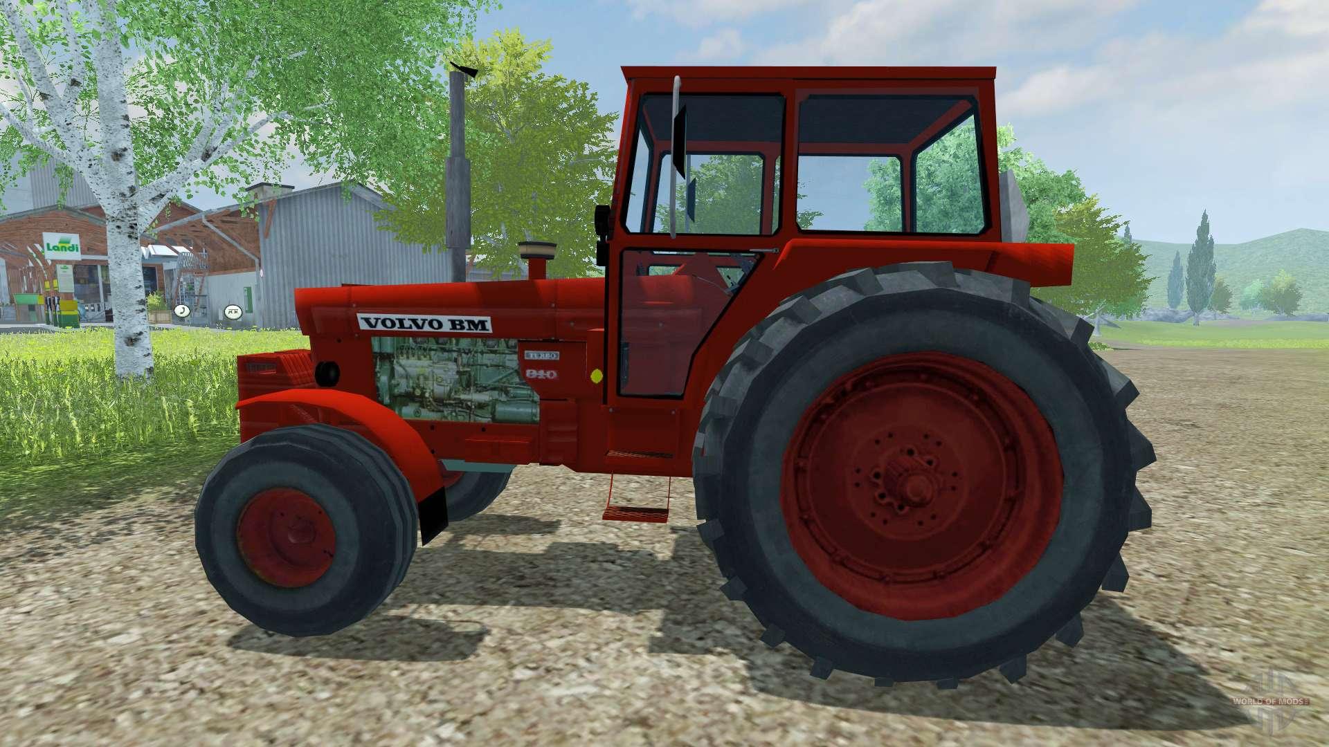 bm 810 1972 for farming simulator 2013