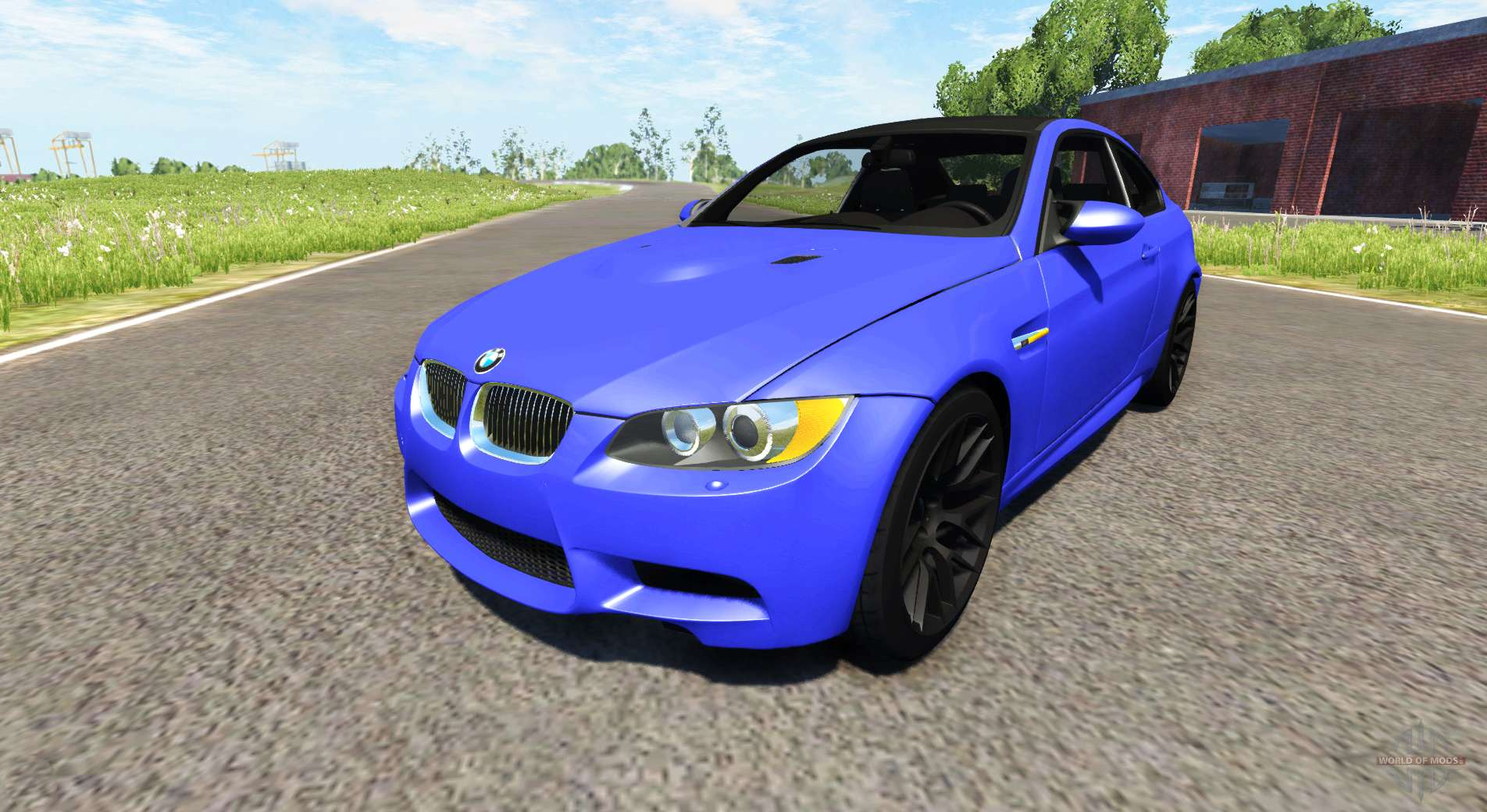 bmw m3 e92 2008 for beamng drive. Black Bedroom Furniture Sets. Home Design Ideas