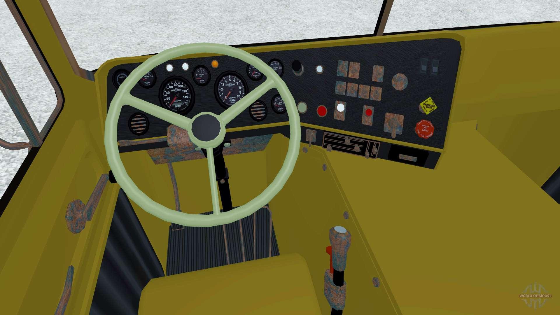 International transtar со 4070в 1979 for farming simulator 2013