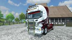Scania R560 v3.0 for Farming Simulator 2013
