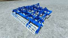 Cultivator Frost Grubber
