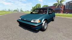Honda Civic Si 1986 for BeamNG Drive