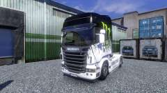 Color-Monster Energy - truck Scania