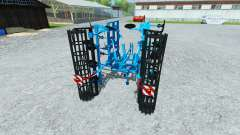 Cultivator Lemken Gigant 1821 for Farming Simulator 2013