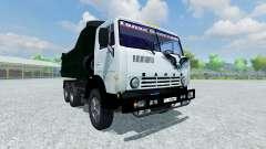 KamAZ-55111 1990