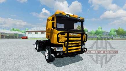 Scania R380B for Farming Simulator 2013