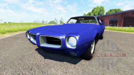 Pontiac Firebird 1970 for BeamNG Drive