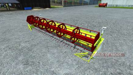 Reaper Claas Vario 750 for Farming Simulator 2013