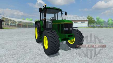 John Deere 6200 1996 for Farming Simulator 2013