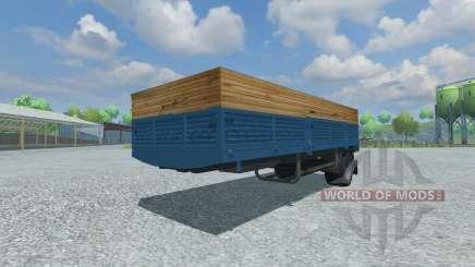The trailer ODAS for Farming Simulator 2013