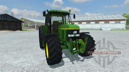 John Deere 6610 for Farming Simulator 2013