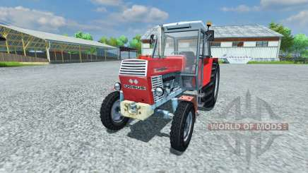 URSUS 1201 v2.0 Red for Farming Simulator 2013