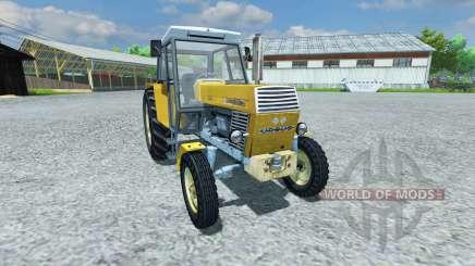 URSUS 1201 v2.0 Yellow for Farming Simulator 2013