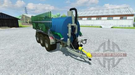 Trailer Garantptr 25000 Profi for Farming Simulator 2013