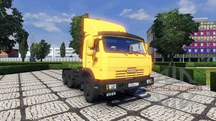 KamAZ-54115 for Euro Truck Simulator 2
