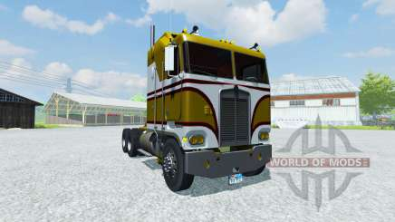 Kenworth K100 for Farming Simulator 2013