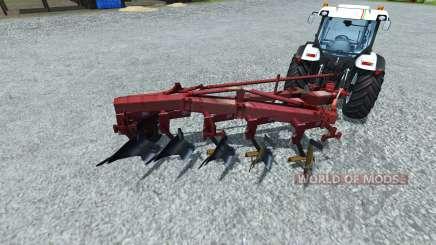 Plow Kuhnerkw for Farming Simulator 2013