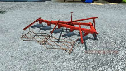 The plough PLN-5-35 for Farming Simulator 2013