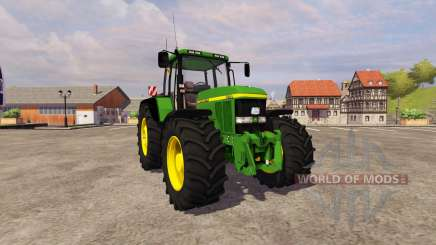 John Deere 7710 v2.1 for Farming Simulator 2013
