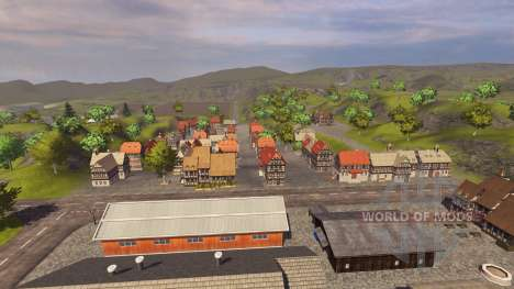 Luggage for Farming Simulator 2013