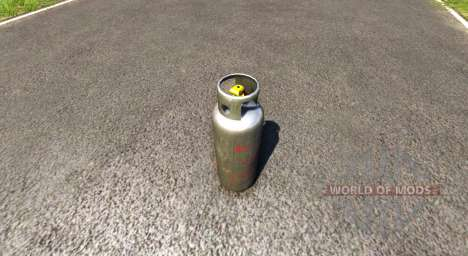 Propane tank for BeamNG Drive