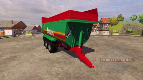 Trailer Bossini RA 300 for Farming Simulator 2013