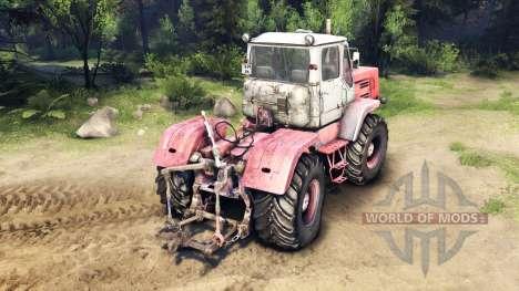 Т 150К v1.1 white for Spin Tires