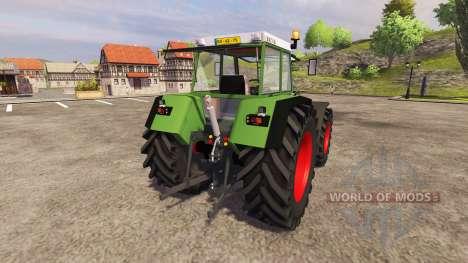 Fendt Favorit 615 LSA 1991 for Farming Simulator 2013