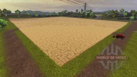 Orginal Pulen Map v1.01 for Farming Simulator 2013