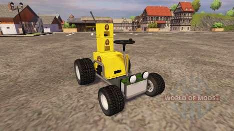 Cards for Farming Simulator 2013