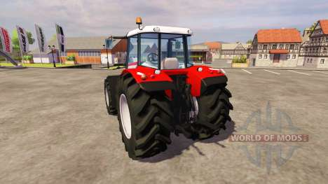 Massey Ferguson 6465 2006 for Farming Simulator 2013