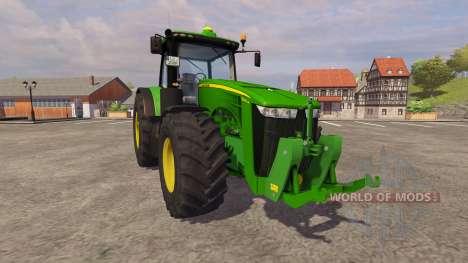 John Deere 8360R 2011 v1.5 Final for Farming Simulator 2013