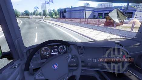 The sound of slow for Euro Truck Simulator 2