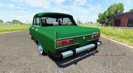 Moskvich-2140 for BeamNG Drive