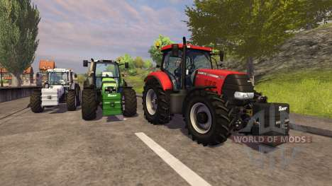 Opposed to 800 kg for Farming Simulator 2013