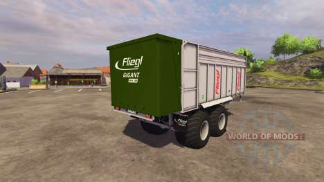 Trailer Fliegl ASW 268 2011 for Farming Simulator 2013
