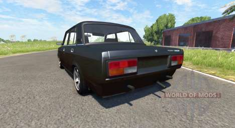 VAZ 2107 for BeamNG Drive