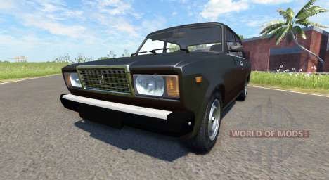 VAZ 2107 for BeamNG Drive