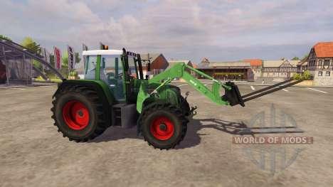 Fendt 716 Vario FL 2006 for Farming Simulator 2013