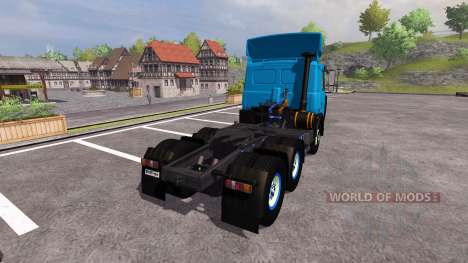 MAZ-6422 v2.0 for Farming Simulator 2013