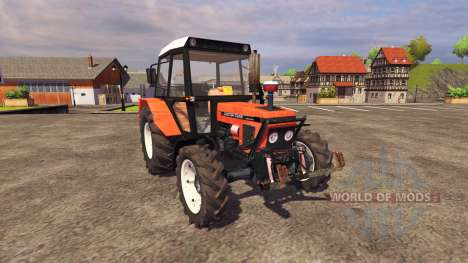 Zetor 7245 1986 for Farming Simulator 2013