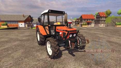Zetor 7245 1986 for Farming Simulator 2013