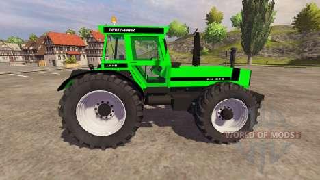Deutz-Fahr DX8.30 for Farming Simulator 2013
