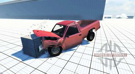 The sound of destruction for BeamNG Drive