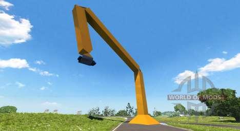 Dm-Crane for BeamNG Drive