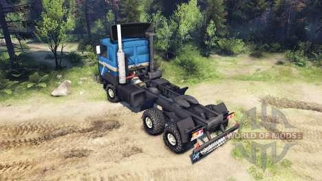 MAZ-642205 v2.1 for Spin Tires