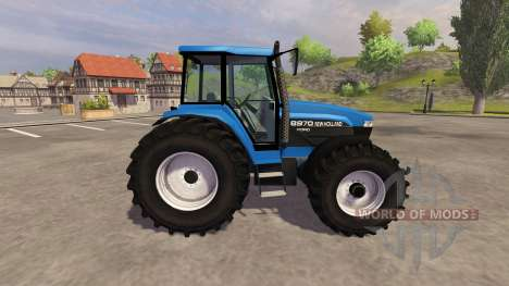 New Holland 8970 for Farming Simulator 2013